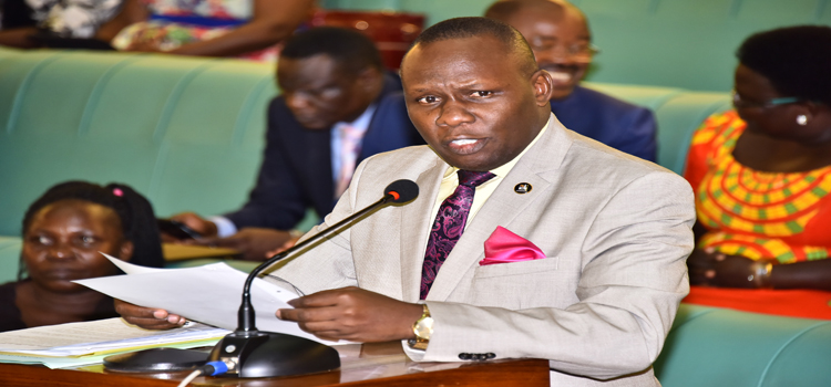 Law to operationalise road tolls passed | Parliament of Uganda